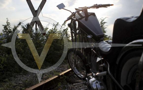 Harley Chopper 1200 VMcycles